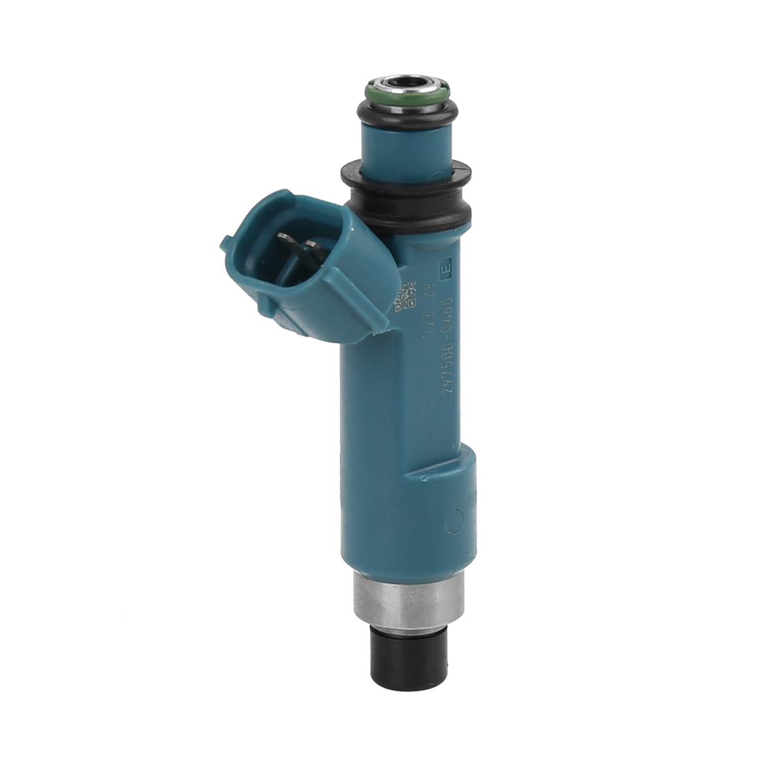 Fuel Injector ZJ20-13-250 ZYE9-13-250 297500-0460 DC 12V for 2011-2014 Mazda 2