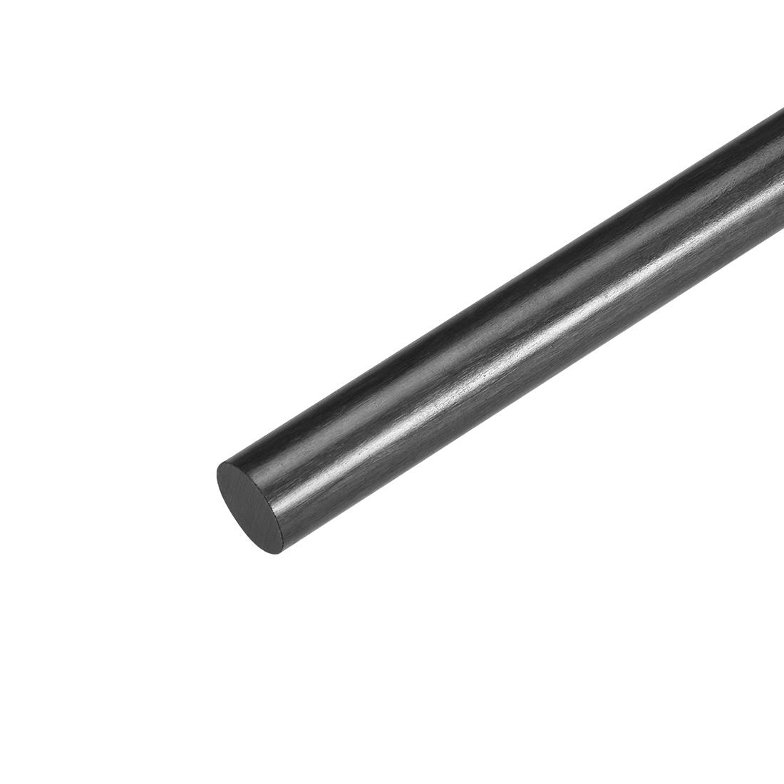 8.5mm Carbon Fiber Bar For RC Airplane Matte Pole US, 200mm 7.8 inch