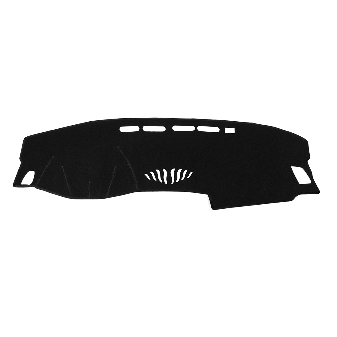 Car Dashboard Cover Nonslip Black Dash Mat Sun Pad for 2018 Honda Accord
