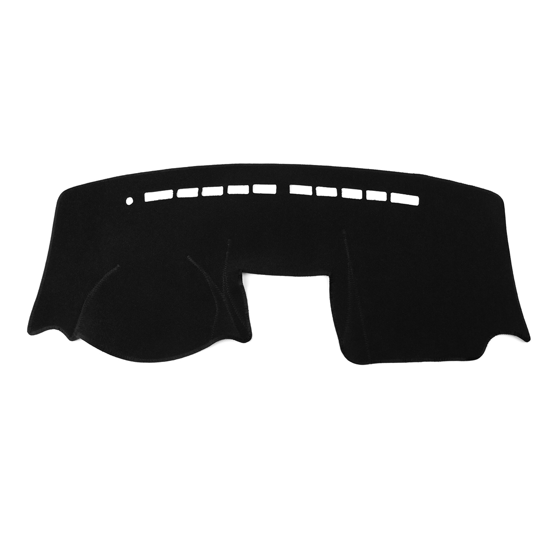 Car Dashboard Cover Nonslip Black Dash Mat Sun Pad for 2009-2012 Suzuki SX4