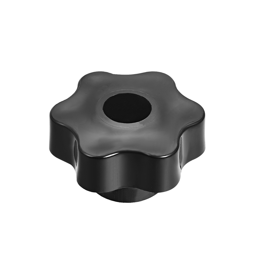 Clamping Handle, Screw Knobs Handle M8 Threaded Star-Shape