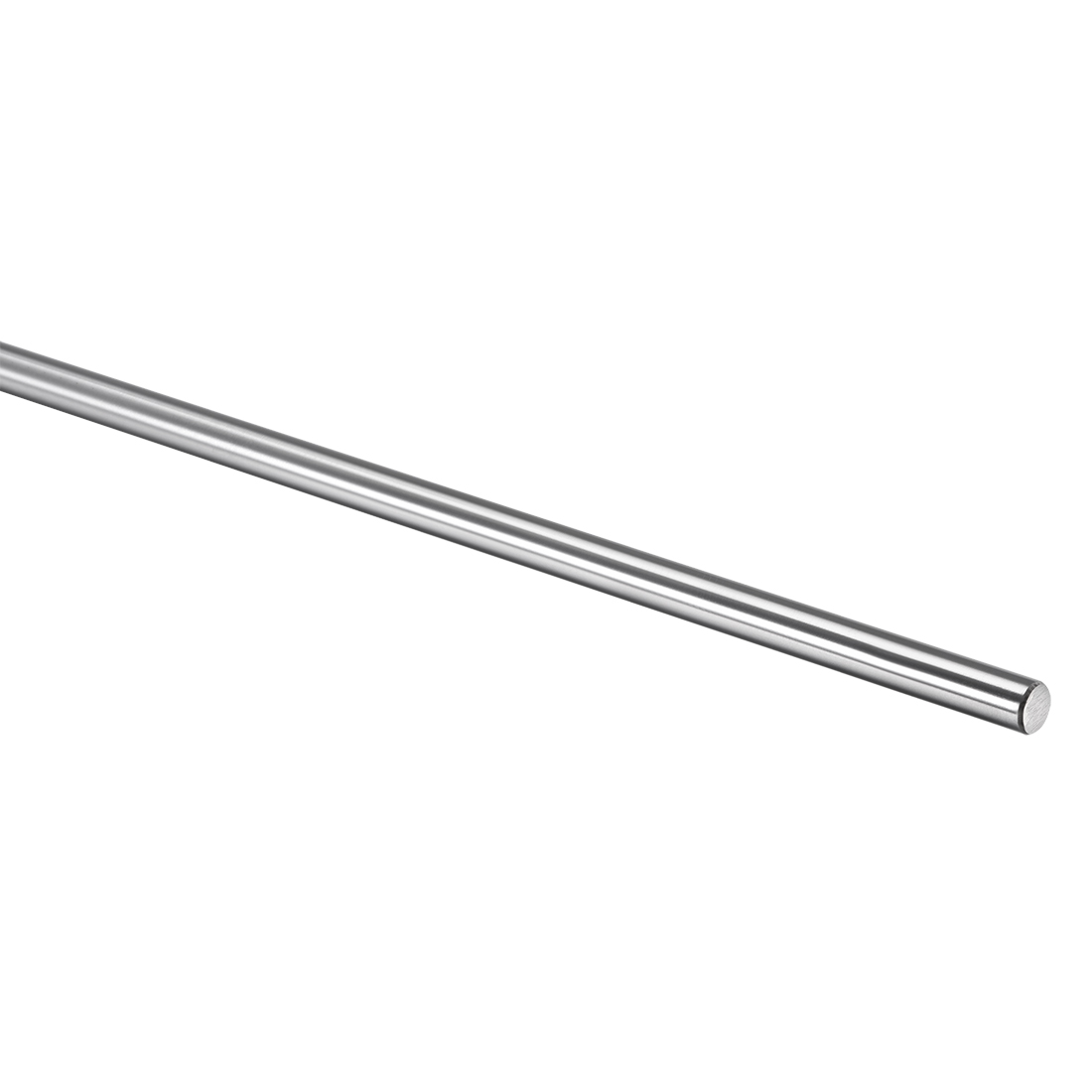 8mm x 454mm Hardened Rod Chrome Plated Linear Motion Shaft / Guide