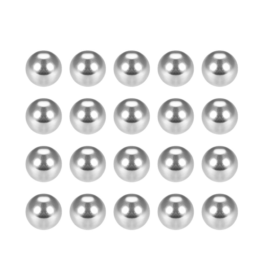 4mm Precision Chrome Steel Bearing Balls G25 100pcs