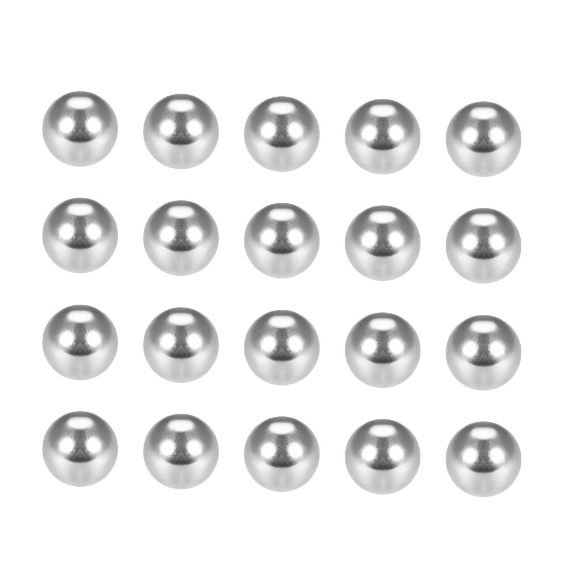 5/32 Inch Precision Chrome Steel Bearing Balls G25 100pcs