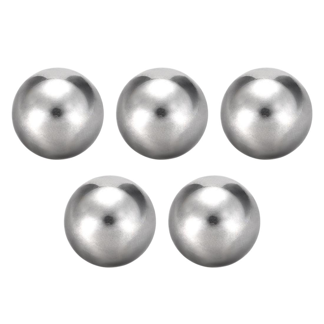 Precision Chrome Steel Bearing Balls 18mm G10 5pcs