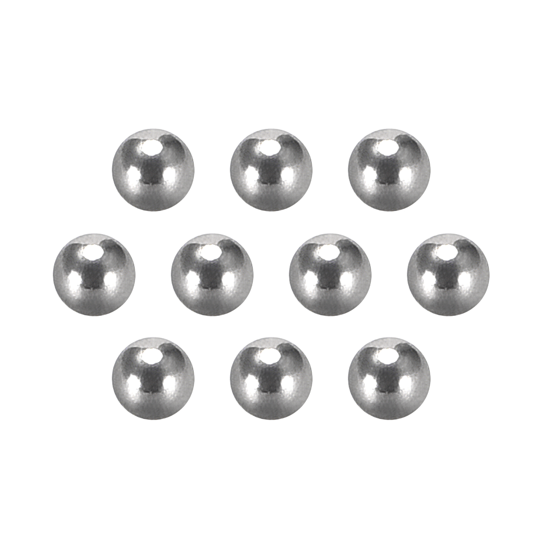 Precision 304 Stainless Steel Bearing Balls 3/32 Inch G5 10pcs