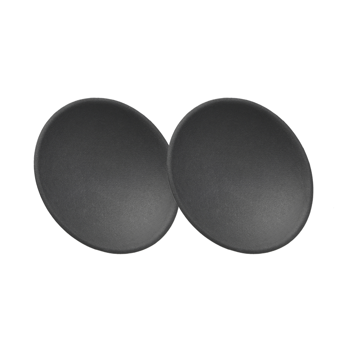 "Speaker Dust Cap 130mm/5.1"" Diameter Subwoofer Paper Dome Coil Cover Caps 2 Pcs"