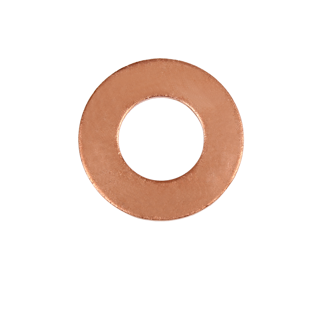 Copper Washer Flat Sealing Gasket Ring Spacer Fitting for Car 18 x 35 x 1.5mm