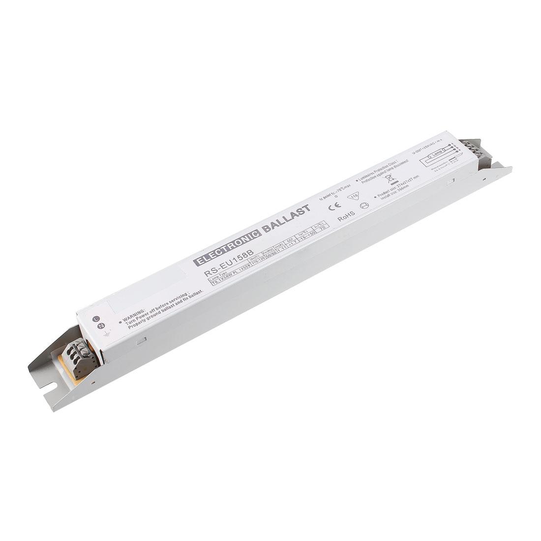Electronic Ballast 110/120-Volt 55/58-Watt Fluorescent Lamp T8 Ballasts