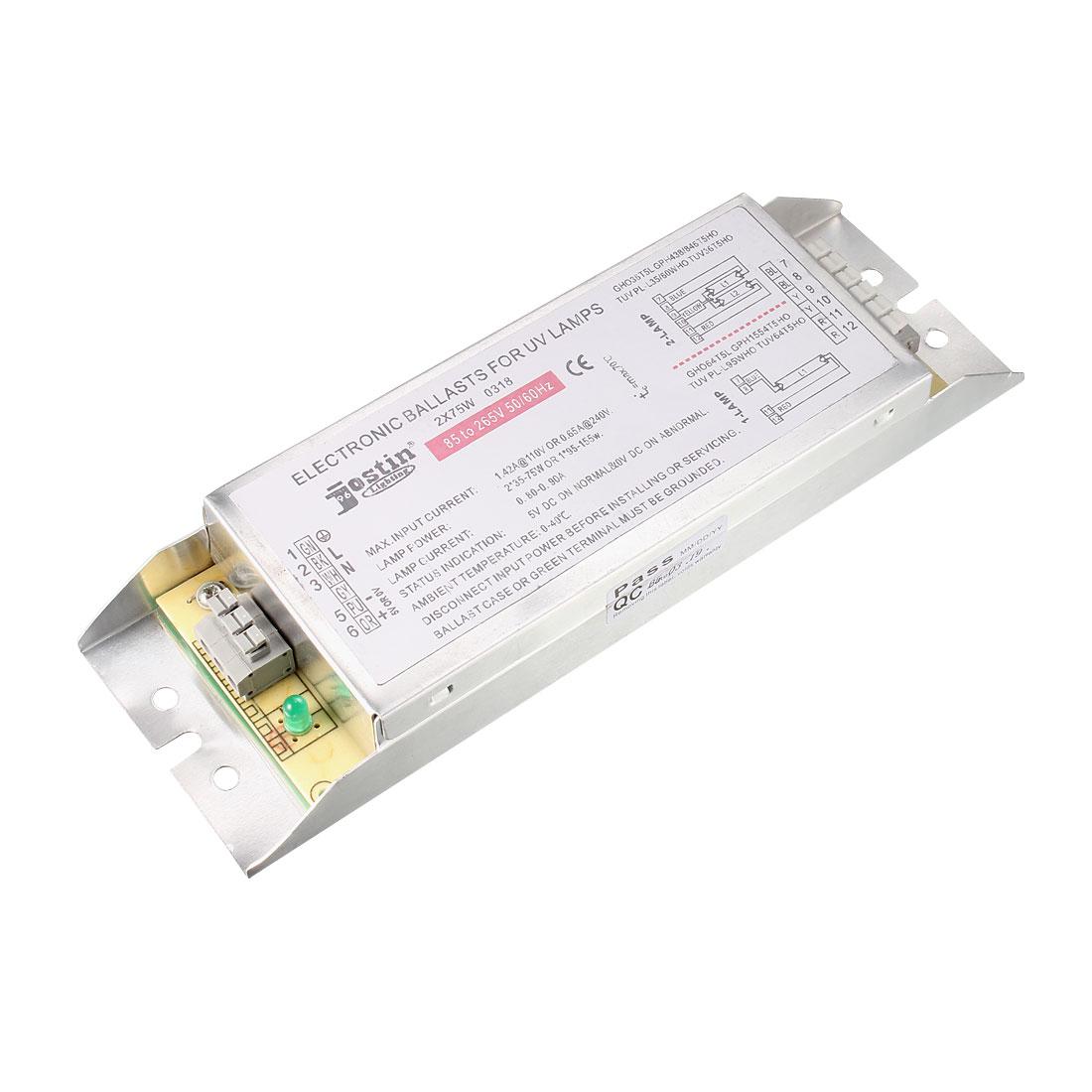 Electronic Ballast 85/265-Volt 150Watt Fluorescent Lamp Ballasts