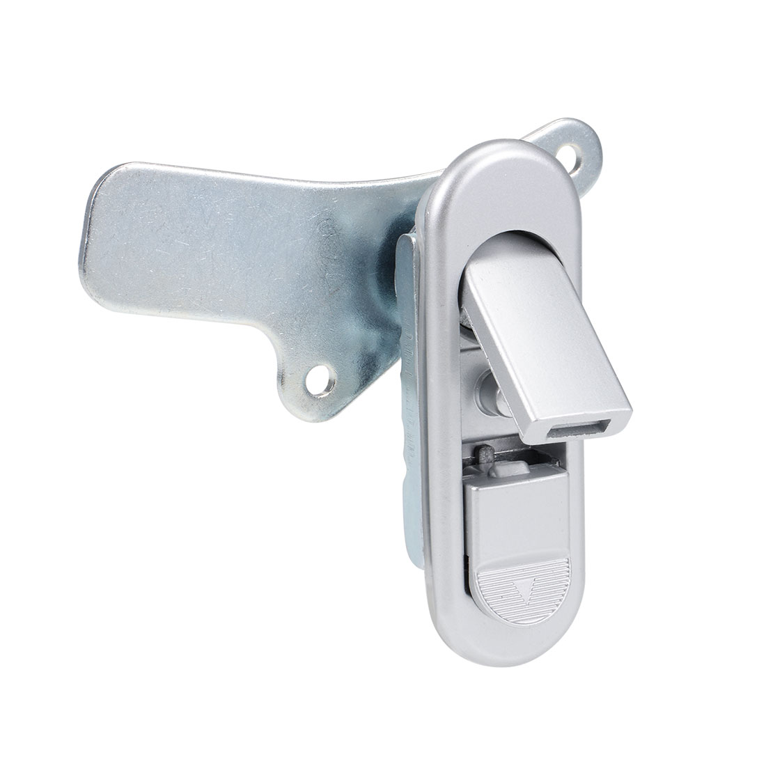 Electric Cabinet Panel Cam Lock Push Button Pop Up Type Door Lock Keyless