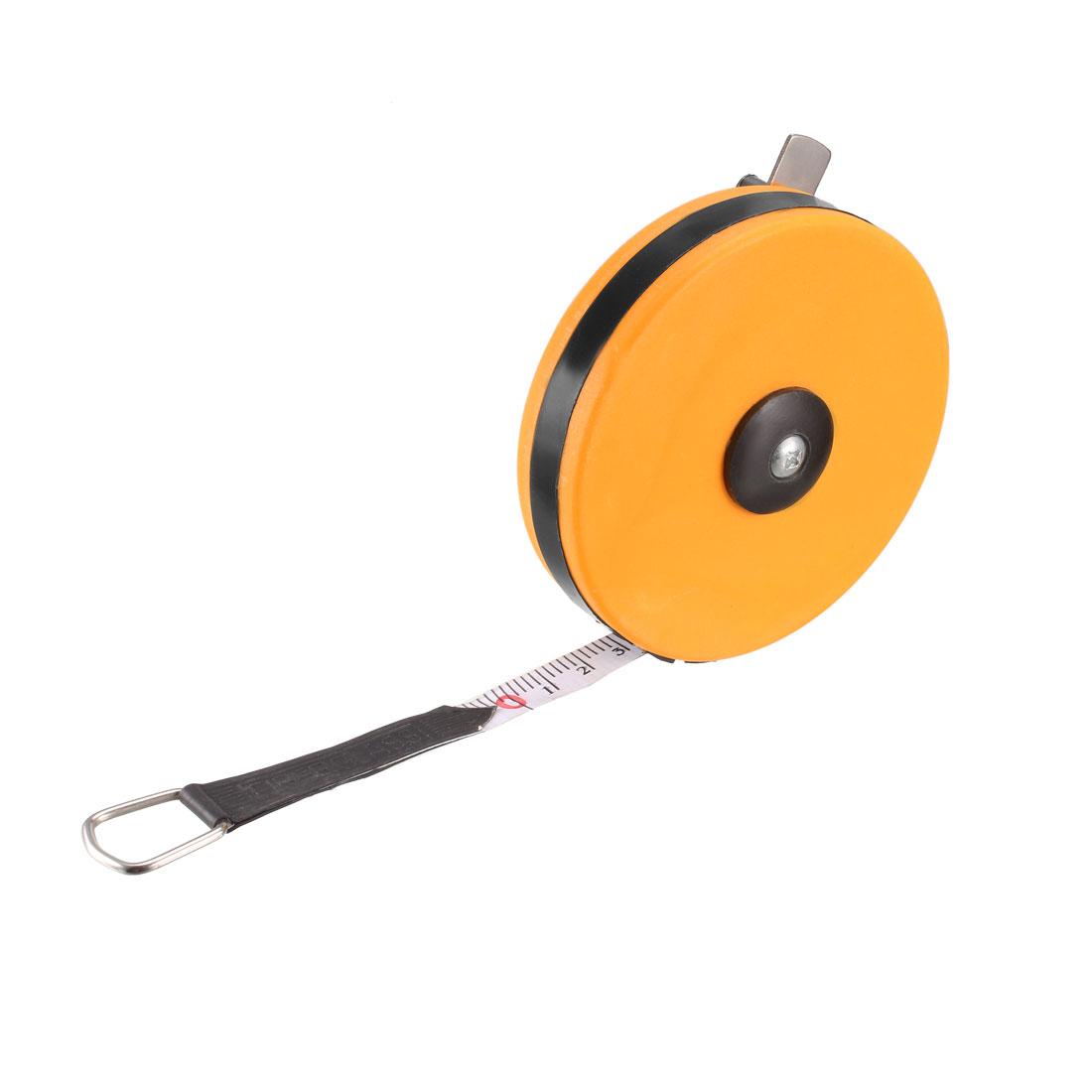 Long Tape Measure 15M Fiberglass Measuring Rule for Construction Masonry