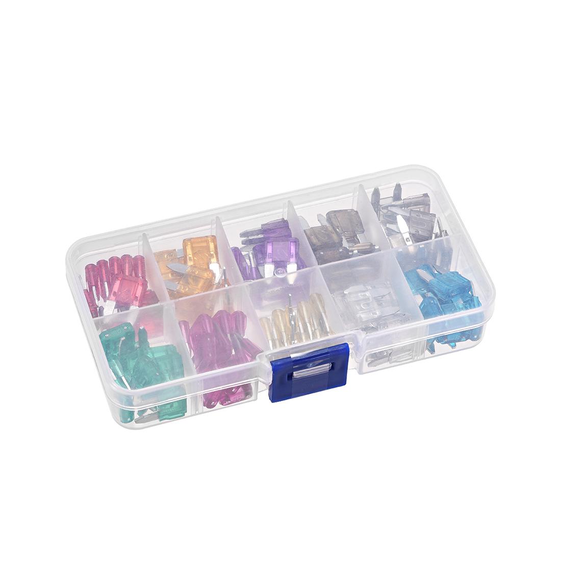 Mini Fuse Kits 12-24V for Truck 1sets (100pcs)