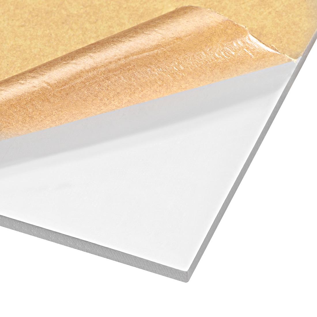 Acrylic Plexiglass Sheet,Clear,5mm Thick,30cm x 20cm,Plastic Board