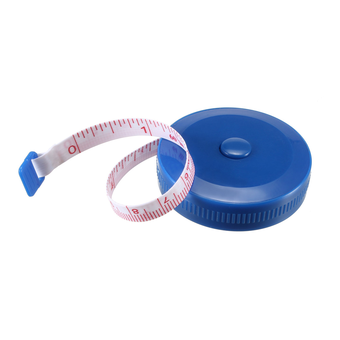 60 Inch Metric Inch Cloth Measuring Tape Soft Dual Sided 150cm Color Random 2pcs