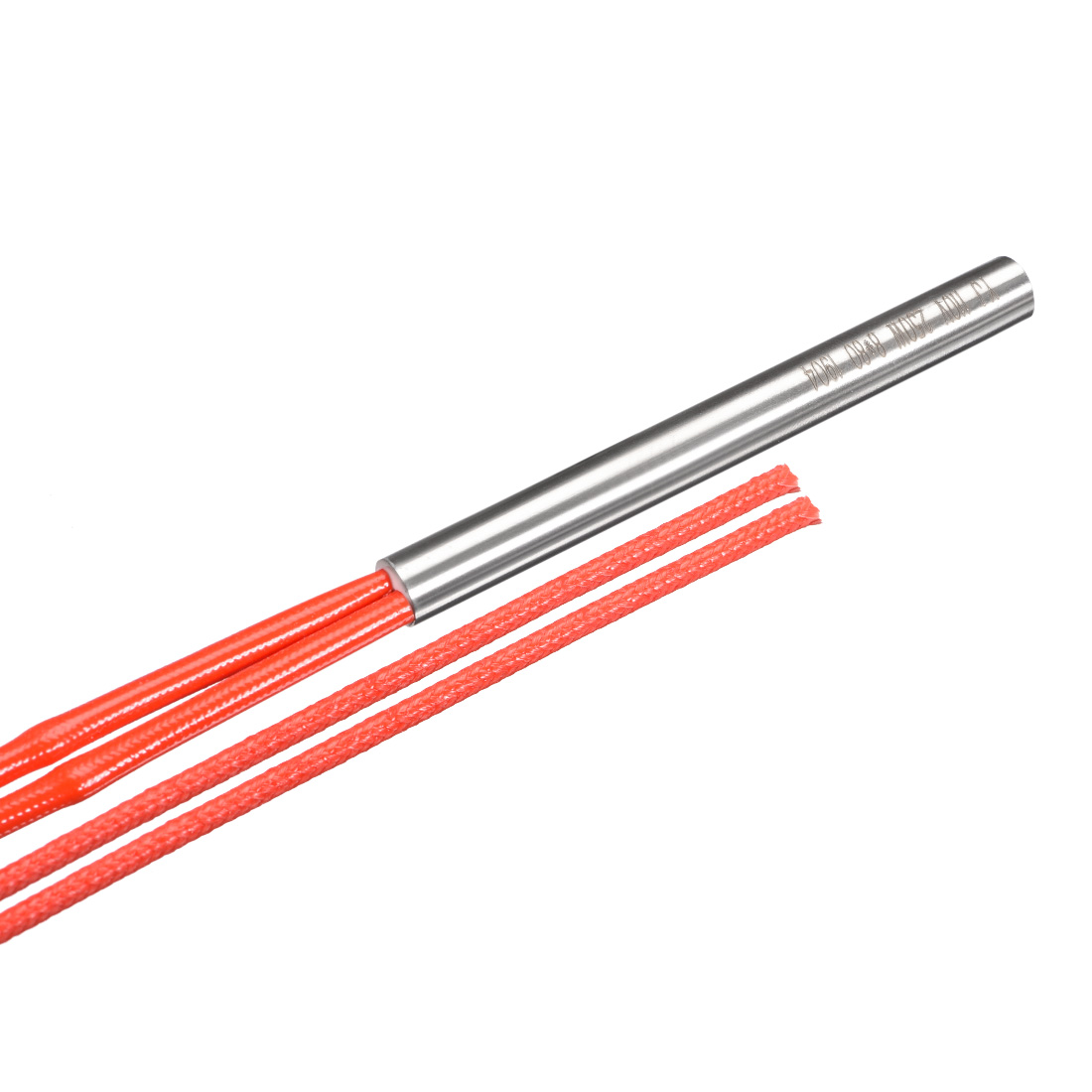 Cartridge Heater AC 110V 250w Stainless Steel Heating Element 8mmx80mm