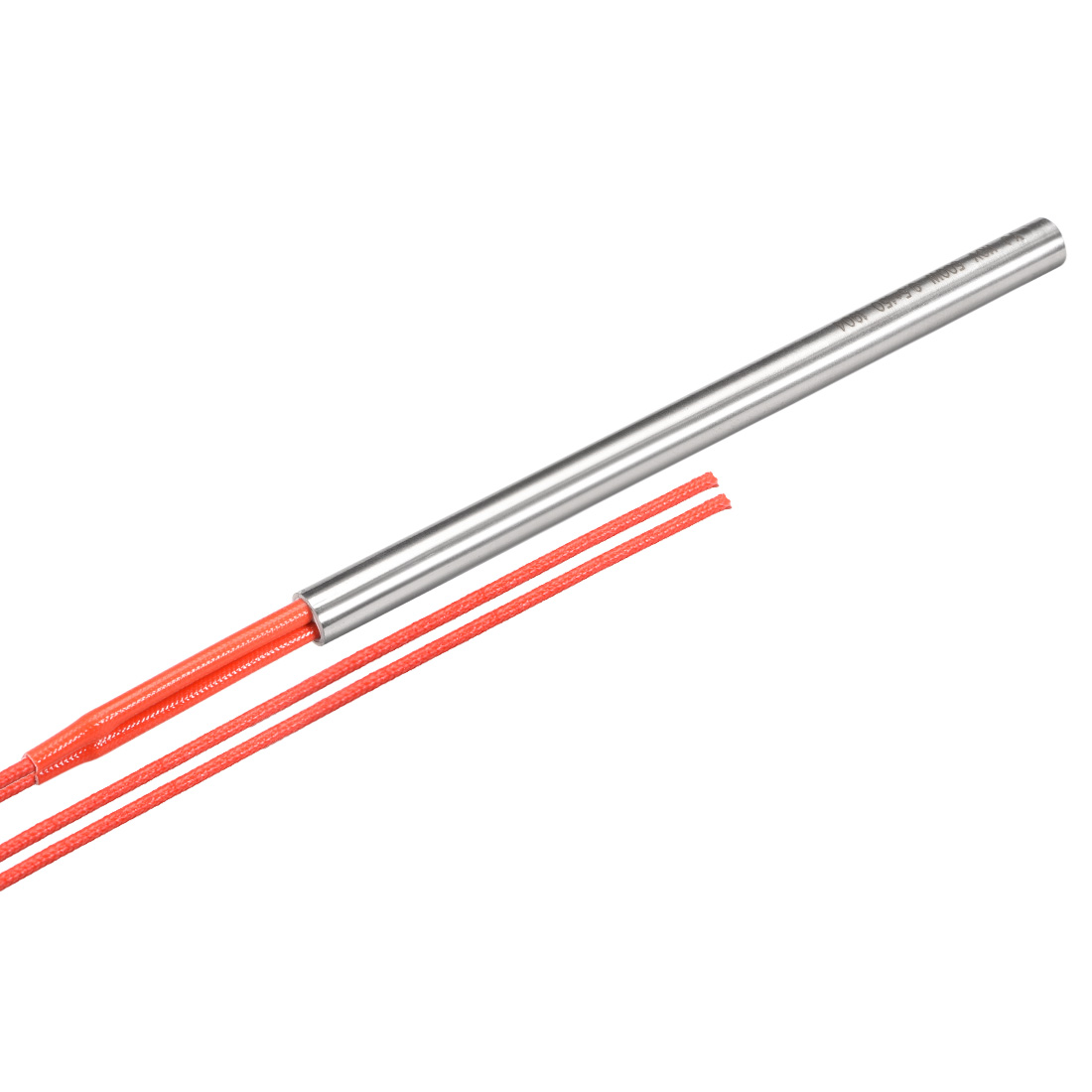 Cartridge Heater AC 110V 500w Stainless Steel Heating Element Replacement
