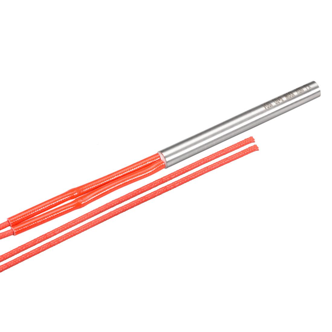 Cartridge Heater AC 110V 100 Watt Stainless Steel Heating Element Replacement