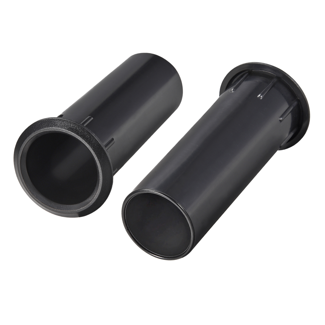 41mm x 117mm Speaker Port Tube Subwoofer Bass Reflex Tube Bass Woofer Box 2pcs