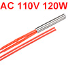 Cartridge Heater AC 110V 120W Stainless Steel Heating Element Replacement