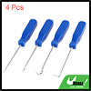 4Pcs Pick Hook Oil Seal Screwdriver Overall Length 5.5 inch