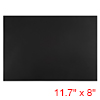 "Flexible Magnetic Strip 11.7"" x 8"" Magnetical Sheet Stickers"