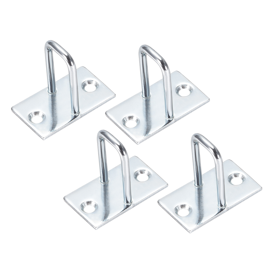 4pcs Electromagnetic Solenoid Lock Catch Latch Magnetic Lock Parts 34.5x20x29mm