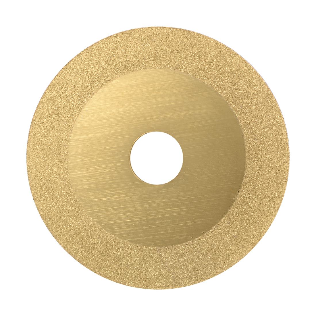 "Diamond Grinding Disc 4"" Marble Stone Grind Wheel 120-150 Grit"