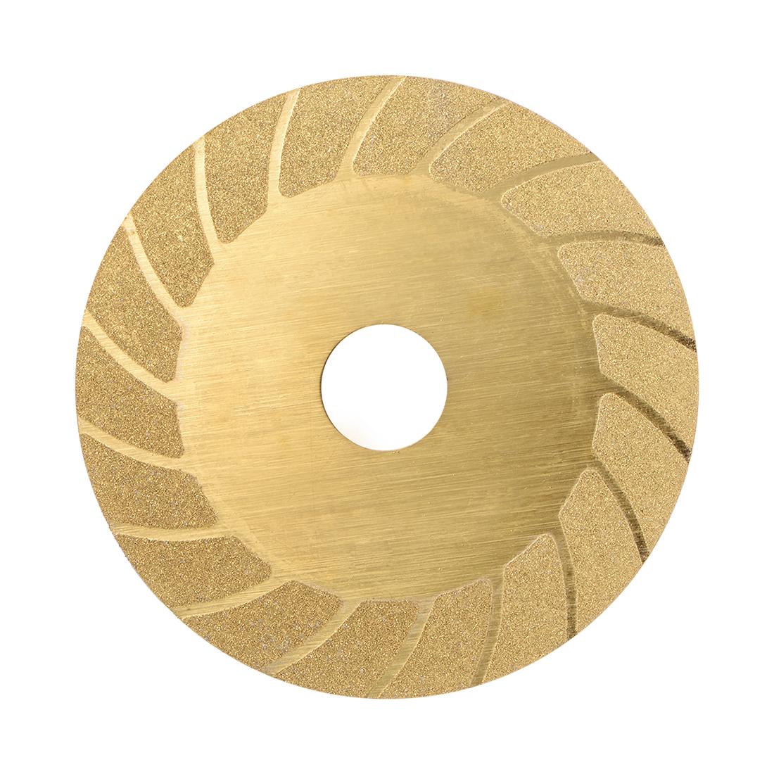 """Diamond Grinding Disc 4"""" Marble Grind Wheel 120-150 Grit"""