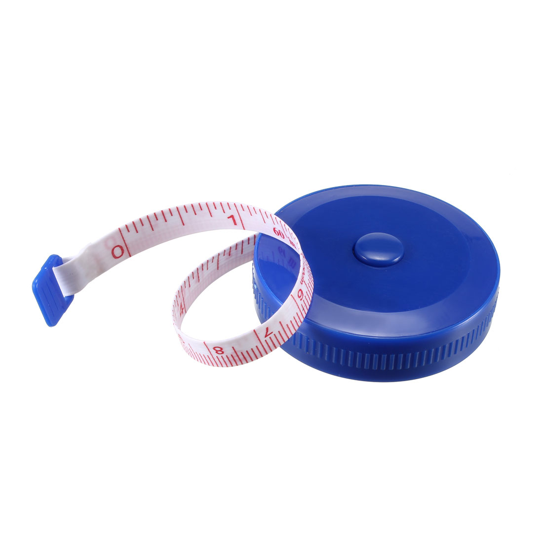 60 Inch Measuring Tape Soft Dual Sided for Tailor Sewing 1.5 Meter Blue 3pcs