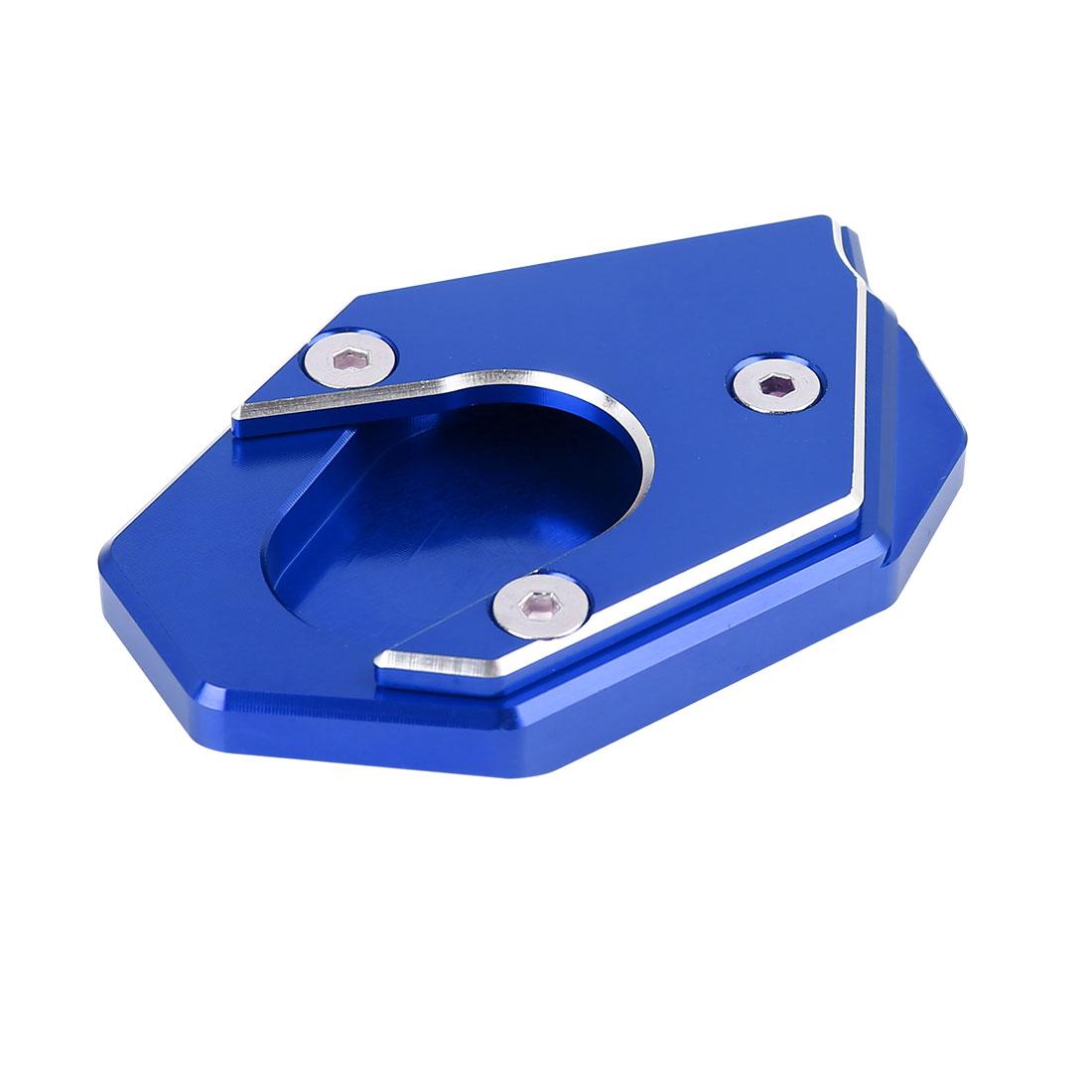 Universal Blue Aluminium Alloy Nonslip Kickstand Enlarger Pad