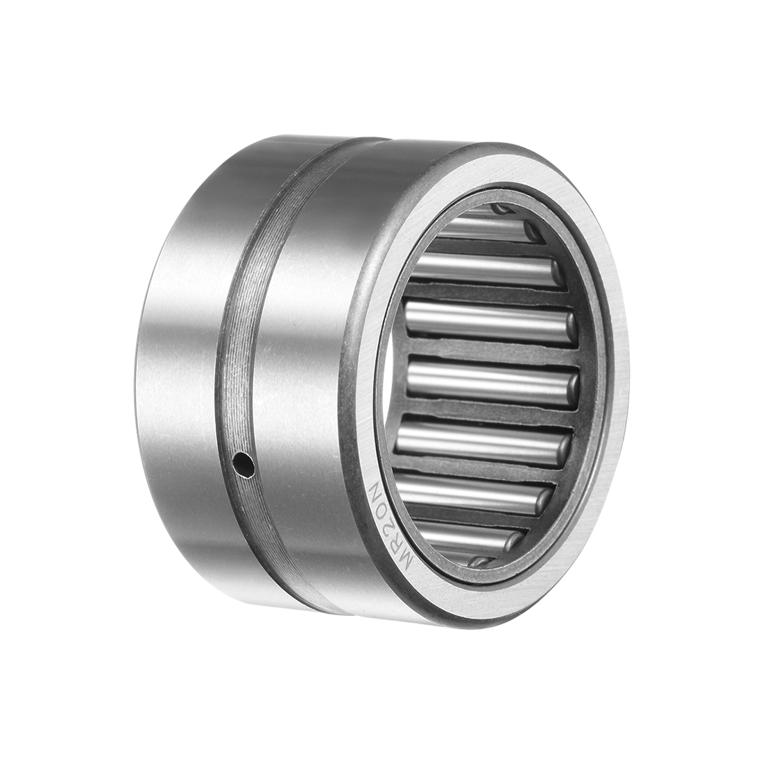 MR20N Machined Ring Needle Roller Bearing 1-1/4 Bore, 1-3/4 OD, 1 Width