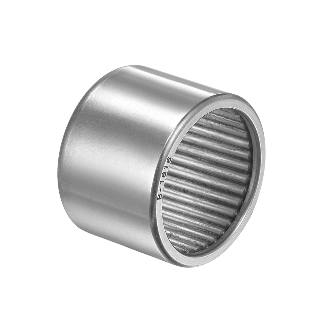 """B1816 Needle Roller Bearings 1-1/8"""" x 1-3/8"""" x 1"""" Full Complement Drawn Cup"""