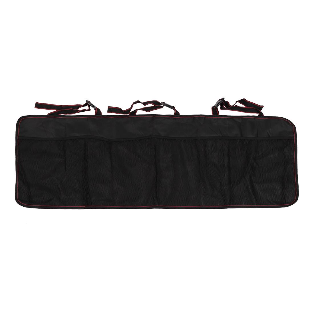 103x36cm Car Trunk Backseat Organizer Foldable Storage Bag Multi-Pocket
