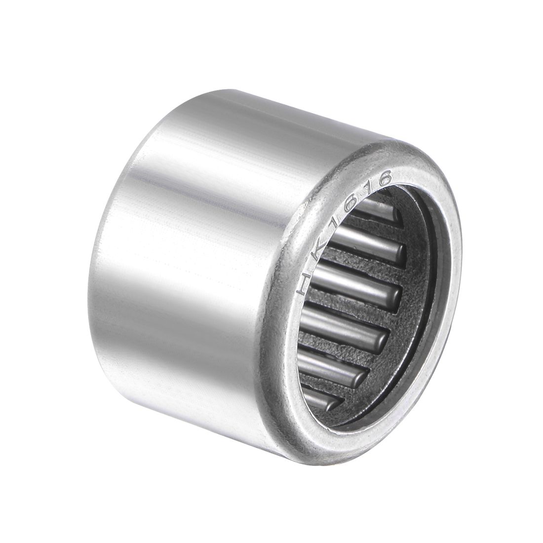 HK1616 Drawn Cup Needle Roller Bearings 16mm Bore, 22mm OD, 16mm Width