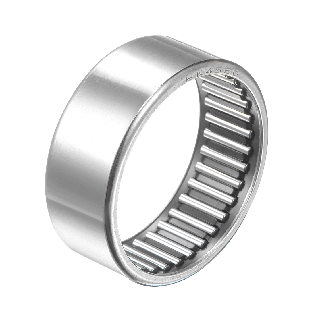 HK4520 Drawn Cup Needle Roller Bearings 45mm Bore, 52mm OD, 20mm Width