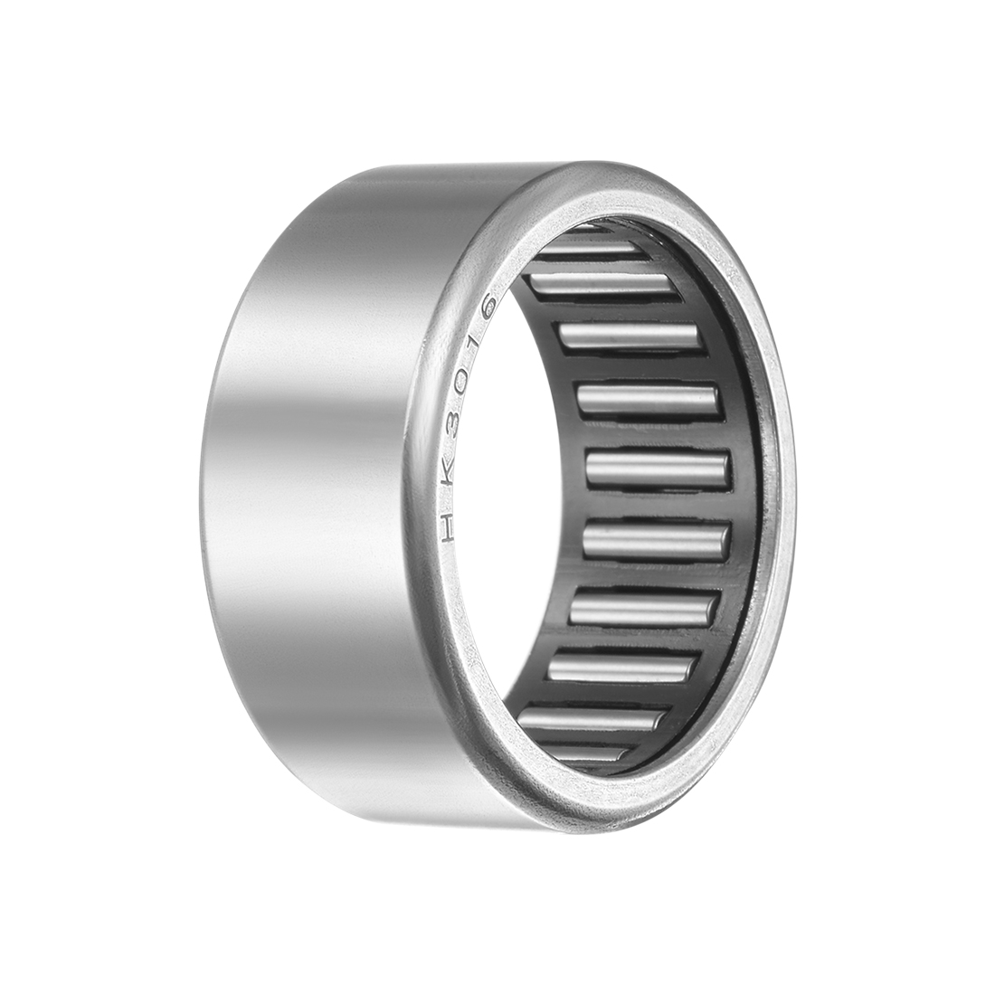 HK3016 Drawn Cup Needle Roller Bearings 30mm Bore, 37mm OD, 16mm Width
