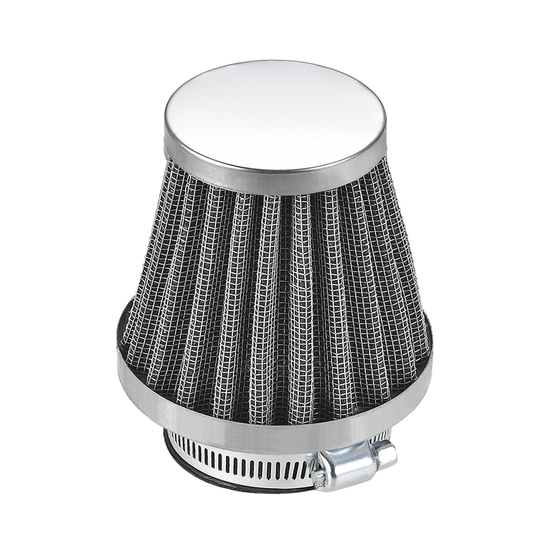 44mm Air Filter for 50cc 110cc 125cc 150cc 200cc gy6 Moped Scooter Motorcycle