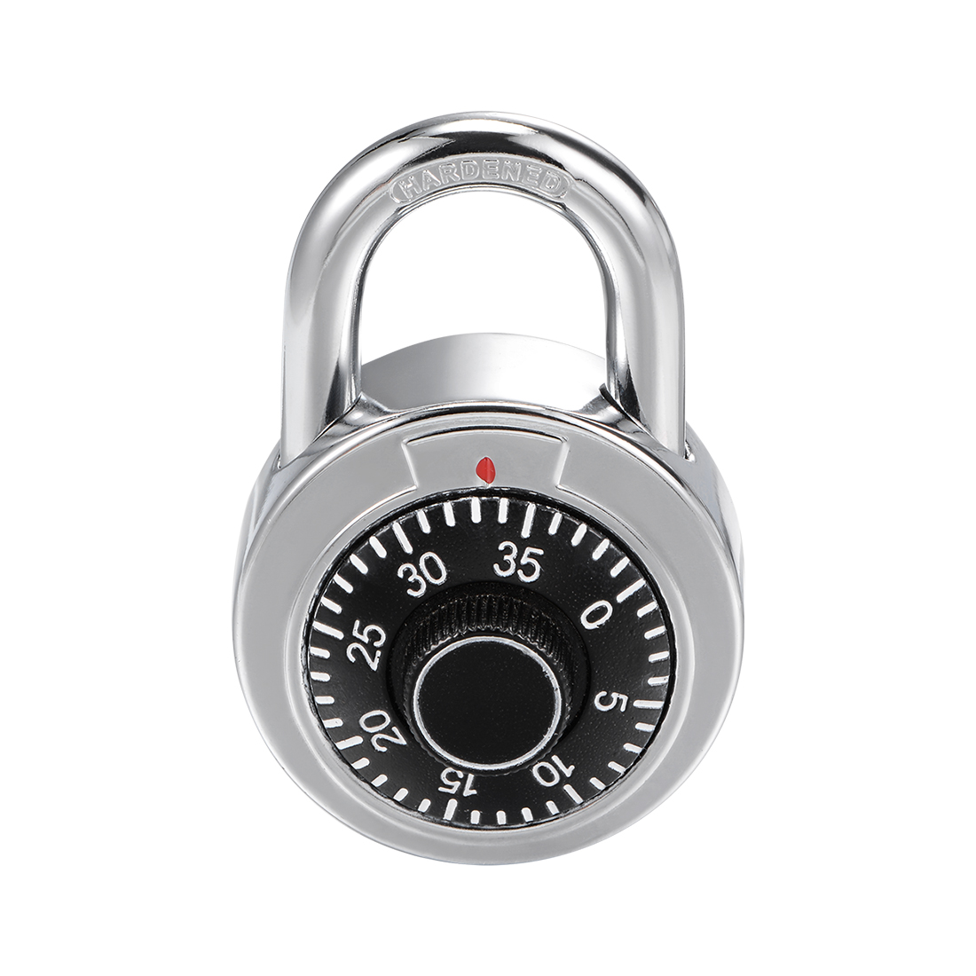 Combination Padlock Locker Lock 8mm Diameter Steel Shackle 50mm Body Width