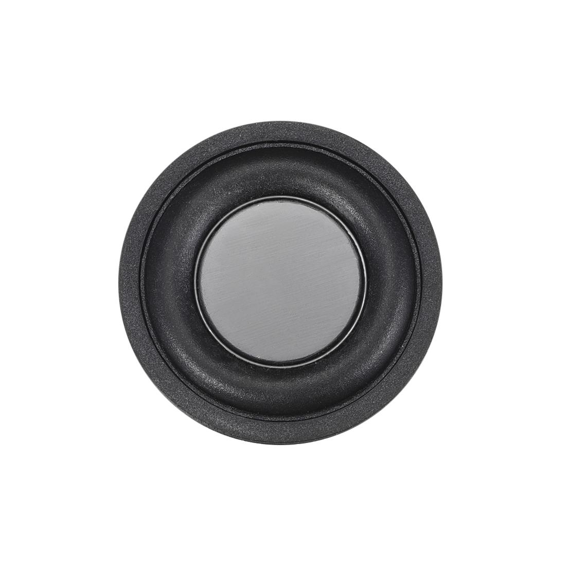 "1.4"" 36mm Bass Speaker Passive Radiator Rubber Vibration Plate DIY Repair"