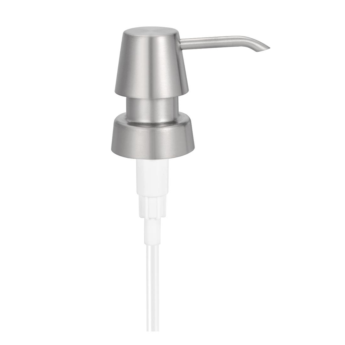 Soap Lotion Dispenser Pumps Replacement Pump Fit for 25mm Bottle Dia, 101mm Long