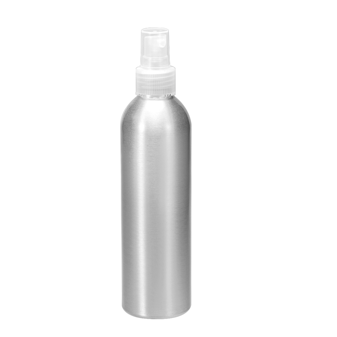 8.5oz/250ml Aluminium Spray Bottle with Clear Sprayer,Empty Refillable Container