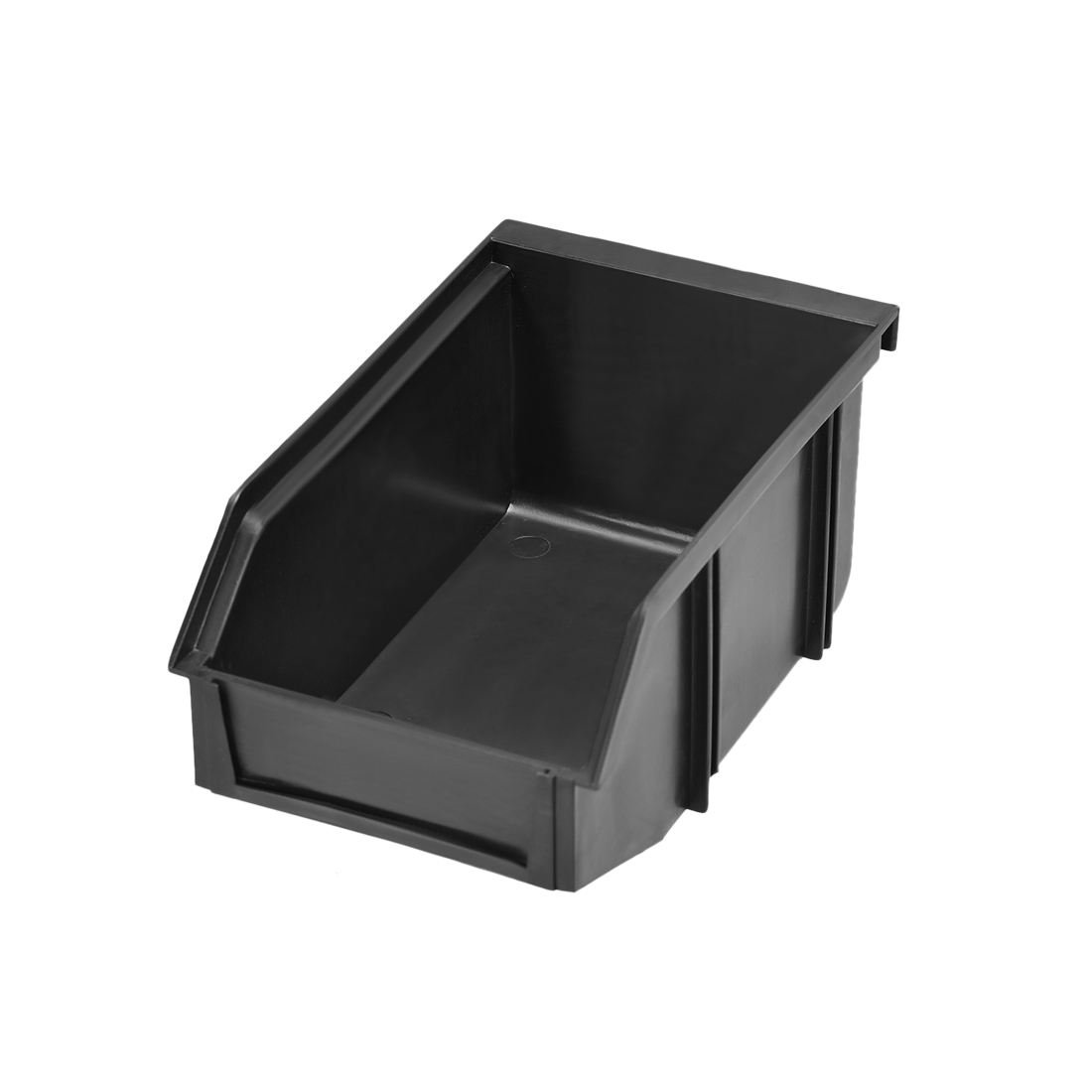 ESD Anti Static Storage Compartment Stacking Hanging Box 153x90x75mm Inner Size