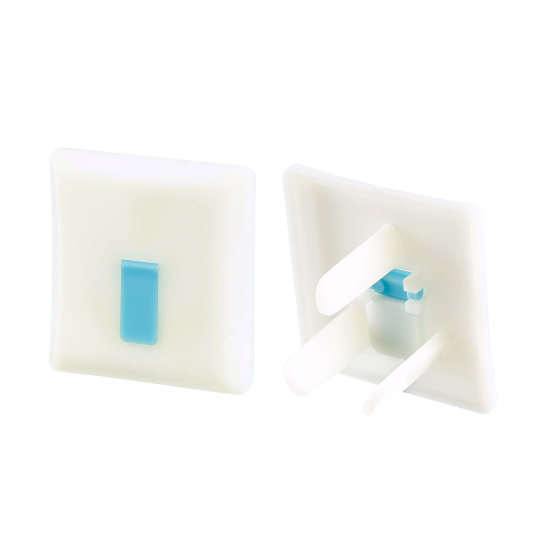 AU Standard 3 Prong Power Socket Covers Durable Electric Proofing Blue 40 Pcs