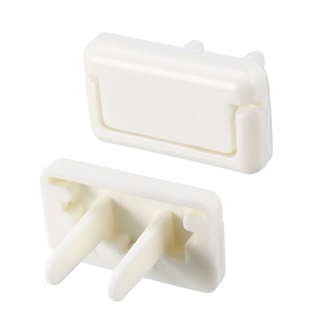 US Stand Power Socket Covers Durable Electrical Protector Safety Caps 40 Pcs