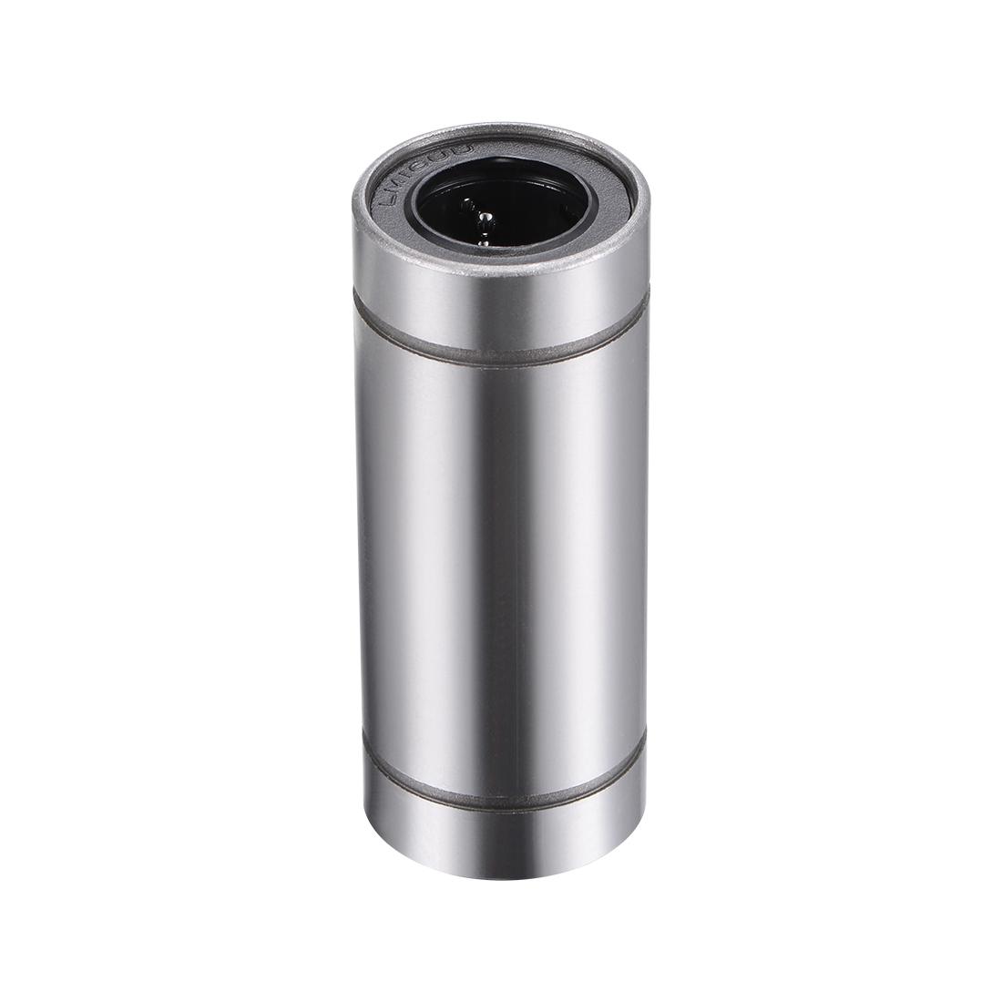 16mm Linear Ball Bearings Extra Long LM16LUU, 16mm Bore, 28mm OD, 70mm Length
