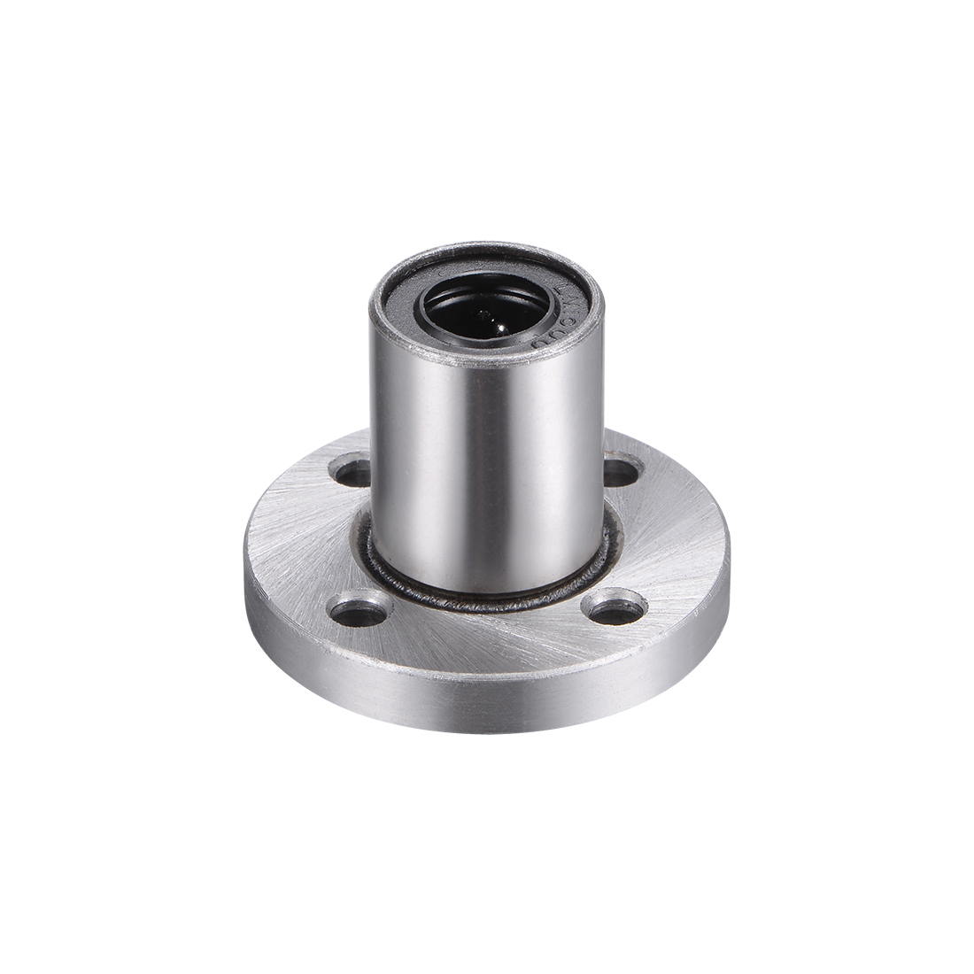10mm Linear Ball Bearings Round Flange LMF10UU, 10mm Bore, 19mm OD, 29mm Length