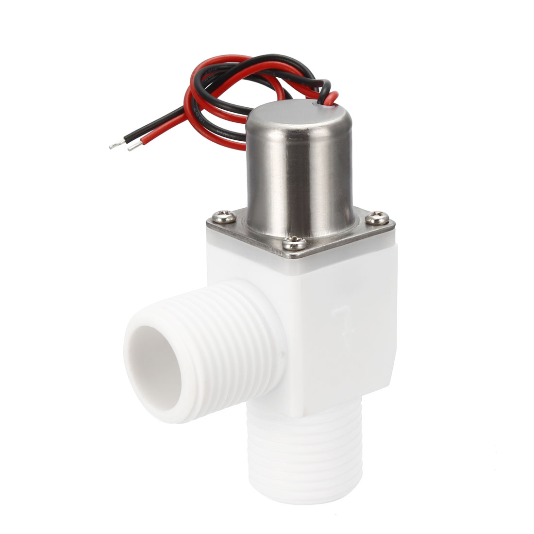 Pulse Solenoid Valve G1/2 DC3.6V Vertical Male Thread Valves with Filter
