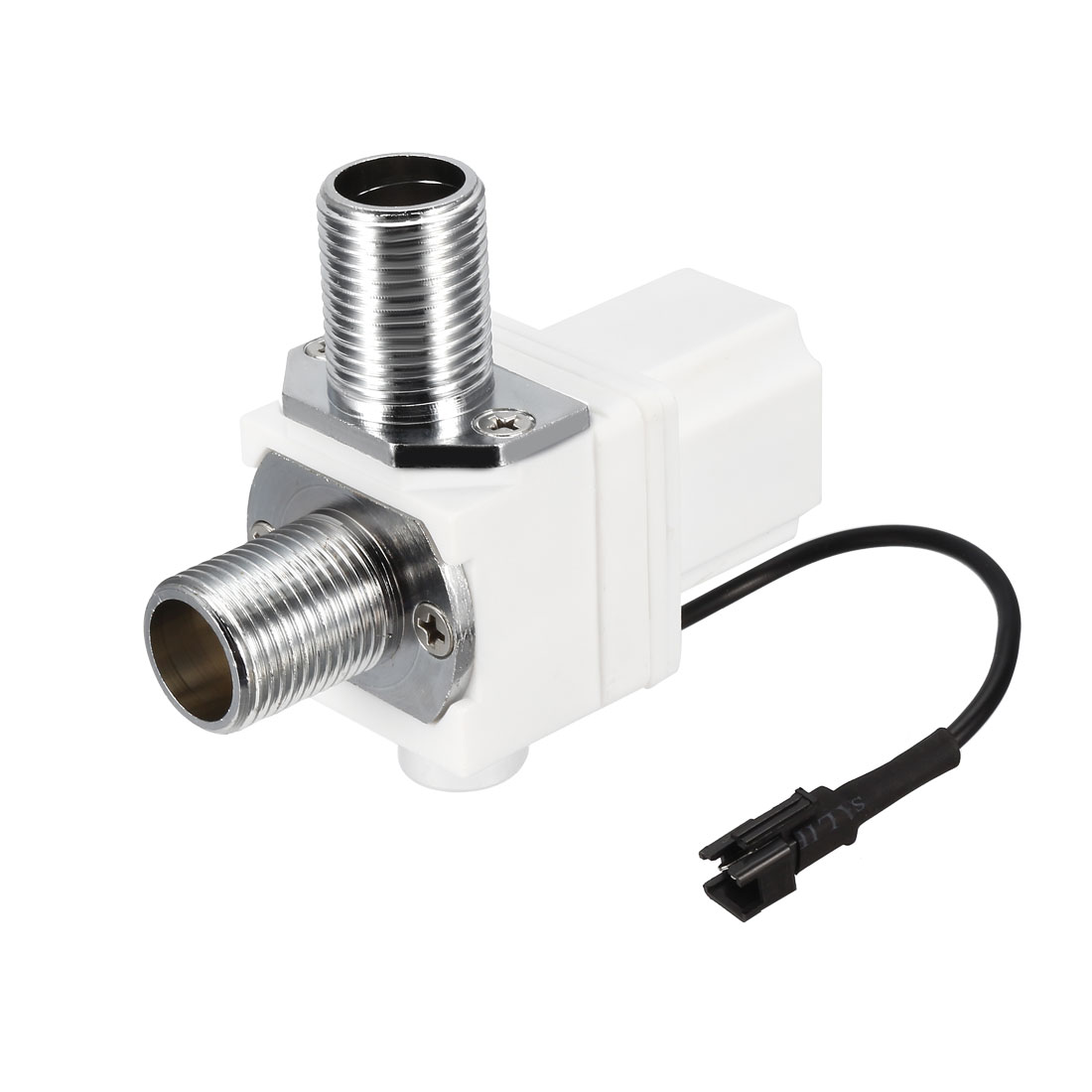Pulse Solenoid Valve G1/2 DC4.5V Vertical Male Thread Valves with Filter
