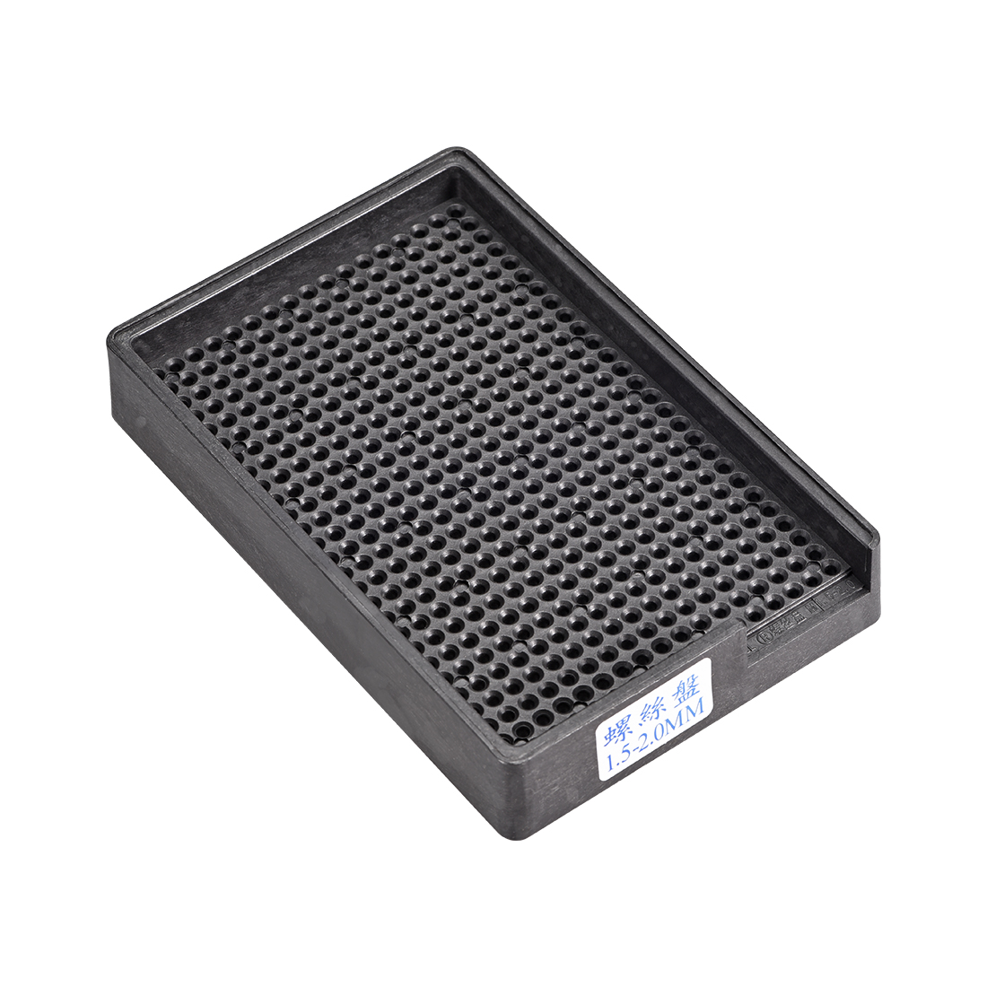 Anti-Static ESD Screws Storage Tray Holder 459 Holes Fit for 1.5-2mm Dia Screw